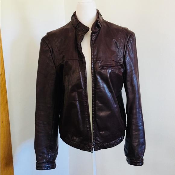 70dd07ba6 Wilson's Genuine Leather Jacket Women's Brown
